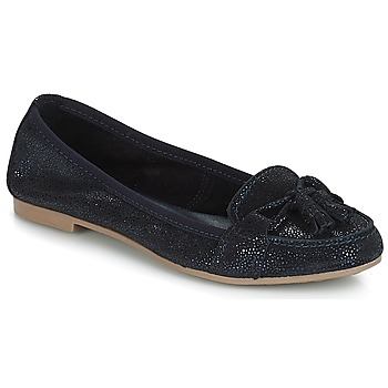 Topánky Ženy Mokasíny André COQUETTE Námornícka modrá
