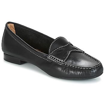 Topánky Ženy Mokasíny André DORY Čierna