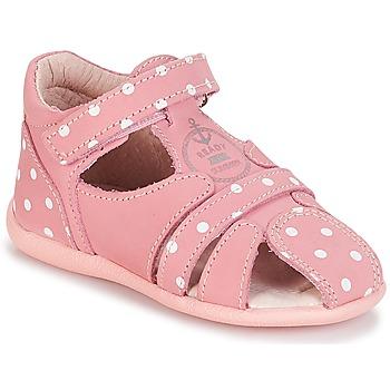 Topánky Dievčatá Sandále André MARINA Ružová