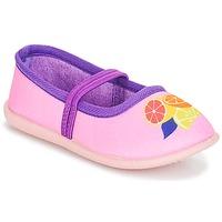 Topánky Dievčatá Balerínky a babies André CITRONNADE Ružová
