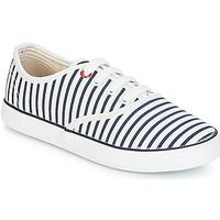 Topánky Dievčatá Nízke tenisky André MARINETTE Biela