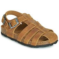 Topánky Chlapci Sandále André TOTEM Ťavia hnedá