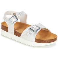 Topánky Dievčatá Sandále André LAURE Strieborná