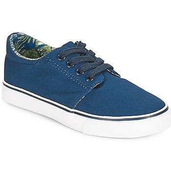 Topánky Chlapci Nízke tenisky André JUNGLE BOY Námornícka modrá