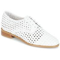 Topánky Ženy Derbie André TRANSAT Biela