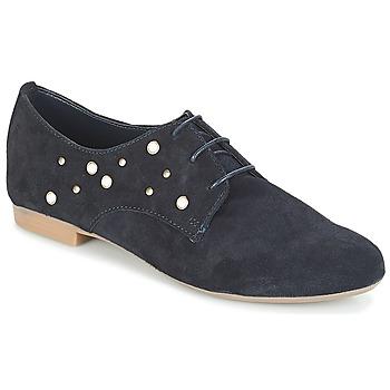 Topánky Ženy Derbie André GELATA Námornícka modrá