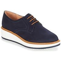 Topánky Ženy Derbie André CHICAGO Námornícka modrá