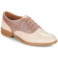 Topánky Ženy Derbie André CHARLY Svetlá telová
