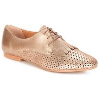 Topánky Ženy Derbie André DELICAT Zlatá