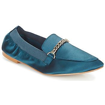 Topánky Ženy Mokasíny André AMULETTE Modrá