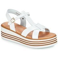 Topánky Ženy Sandále André LUANA Biela
