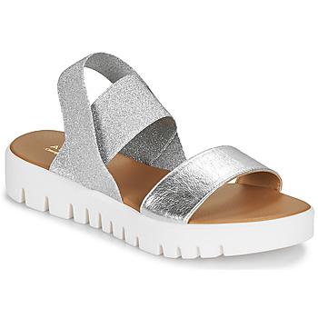 Topánky Ženy Sandále André EMY Strieborná