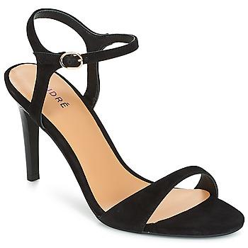 Topánky Ženy Sandále André SAXO Čierna