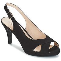 Topánky Ženy Sandále André EDWIGE Čierna