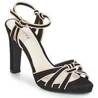 Topánky Ženy Sandále André ARPEGE Čierna