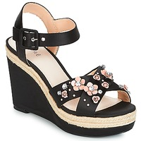 Topánky Ženy Sandále André IXIA Čierna