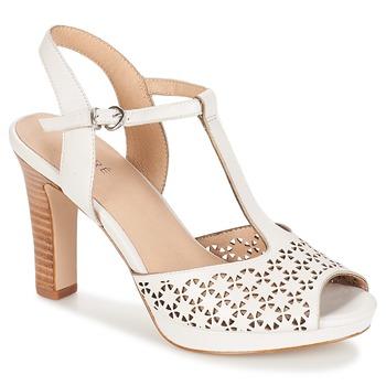 Topánky Ženy Sandále André TIFEN Biela