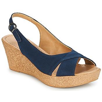 Topánky Ženy Sandále André DESTINY Námornícka modrá