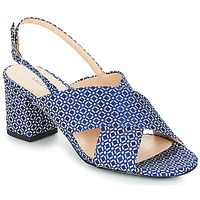 Topánky Ženy Sandále André LOYAUTE Modrá
