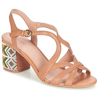 Topánky Ženy Sandále André SAMBA Ťavia hnedá