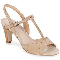 Topánky Ženy Sandále André BETY Béžová
