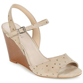 Topánky Ženy Sandále André BECKY Béžová