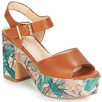 Topánky Ženy Sandále André ALTO Ťavia hnedá
