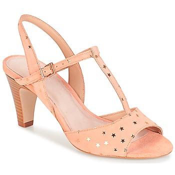 Topánky Ženy Sandále André BETY Ružová
