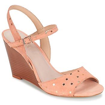 Topánky Ženy Sandále André BECKY Ružová