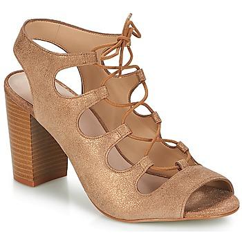 Topánky Ženy Sandále André LAETITIA Bronzová