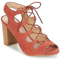 Topánky Ženy Sandále André LAETITIA Ružová