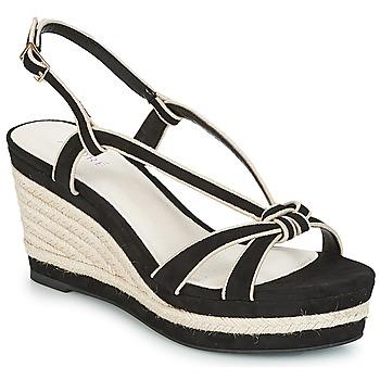 Topánky Ženy Sandále André TEMPO Čierna