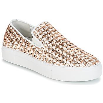 Topánky Ženy Slip-on André TRESSE Zlatá