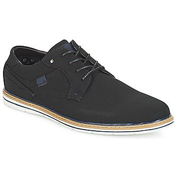 Topánky Muži Derbie André MARCEL Čierna