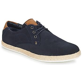 Topánky Muži Derbie André MATIAS Námornícka modrá