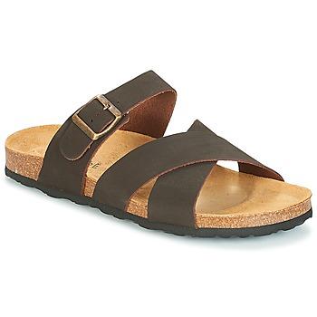 Topánky Muži Sandále André MAUX Hnedá