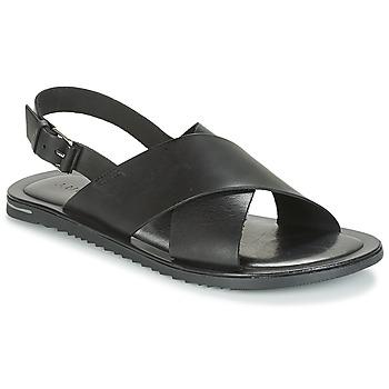 Topánky Muži Sandále André SILVIO Čierna