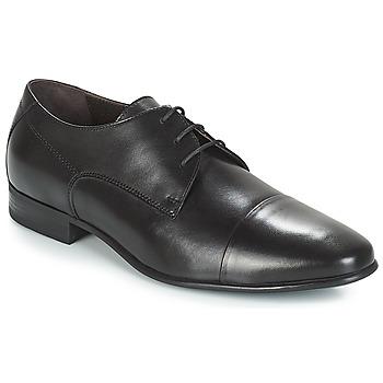 Topánky Muži Derbie André MORGANI Čierna