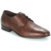 Topánky Muži Derbie André MORGANI Hnedá