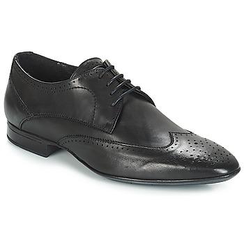 Topánky Muži Derbie André MYTHIQUE Čierna