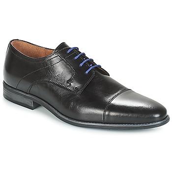 Topánky Muži Derbie André GALET Čierna