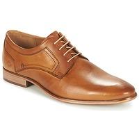 Topánky Muži Derbie André FLINT Ťavia hnedá