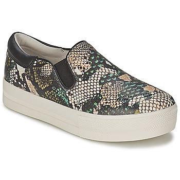 Topánky Ženy Slip-on Ash JAM Hadí vzor