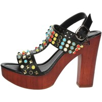 Topánky Ženy Sandále Laura Biagiotti 1010-X3 Black