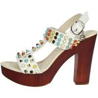 Topánky Ženy Sandále Laura Biagiotti 1010-X3 White