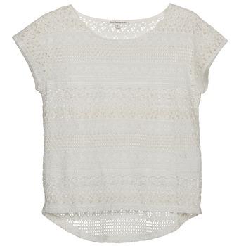 Oblečenie Ženy Tričká s krátkym rukávom Best Mountain SOLI Biela