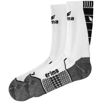 Doplnky Deti Ponožky Erima Chaussettes training blanc/noir