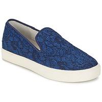 Topánky Ženy Slip-on Ash ILLUSION Modrá