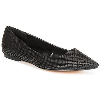 Topánky Ženy Balerínky a babies Dune London AMARIE Čierna