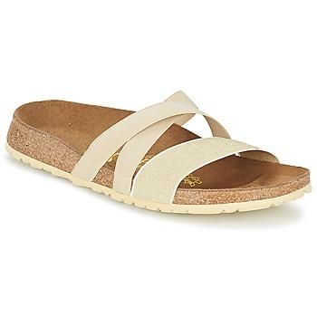 Topánky Ženy Sandále Papillio COSMA Béžová / Zlatá